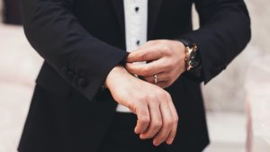 abbigliamento sposo