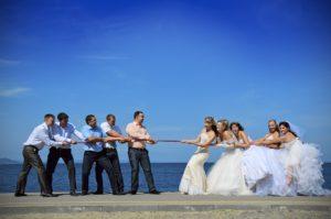 matrimonio a tema sport