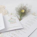 partecipazioni di nozze originali